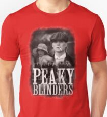 peaky blinders TV series cinema Cillian Murphy козырьки Unisex T-Shirt