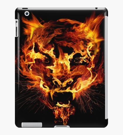 Tyger, Tyger, Burning Bright iPad Case/Skin