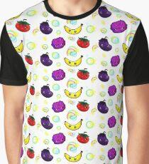 Yuu Salad Graphic T-Shirt
