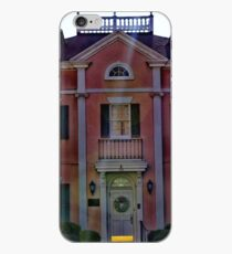 Facade 27 iPhone Case