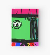 Scarf Hardcover Journal