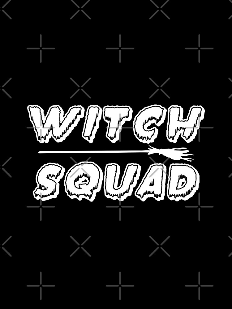 Witch Squad (white) by siyi