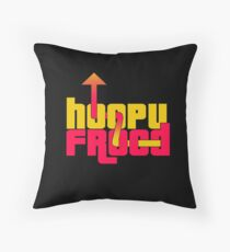 Hoopy Frood Throw Pillow