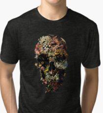 Camiseta de tejido mixto Cráneo de Smyrna