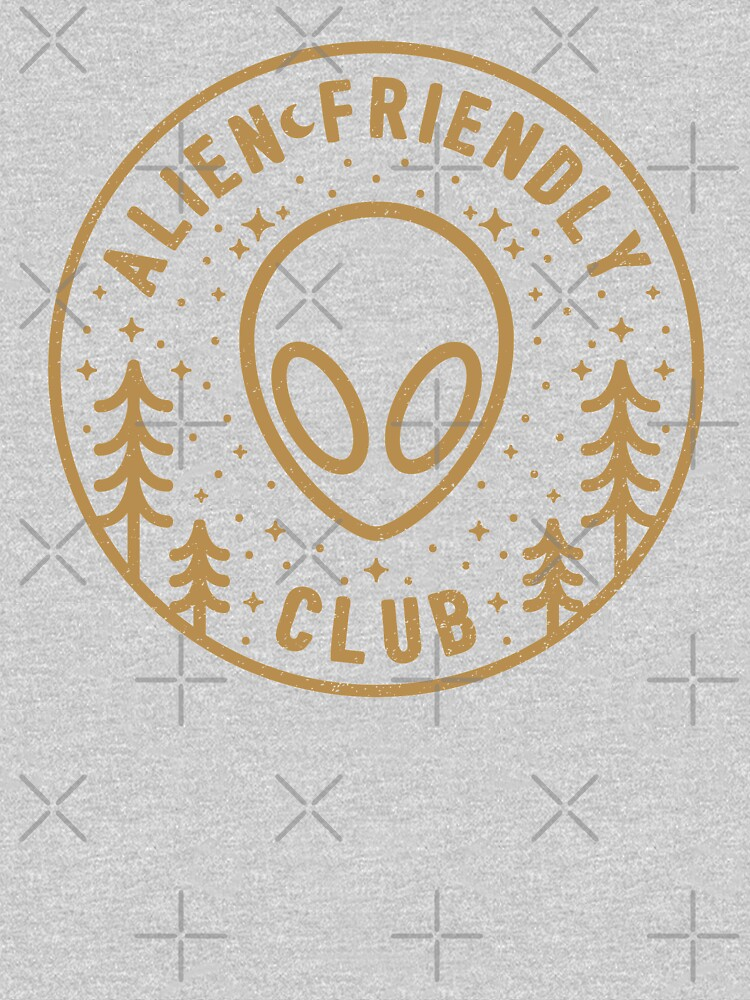 Alien Friendly Club by rfad