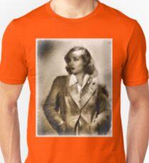 Carole Lombard Hollywood Actress Unisex T-Shirt