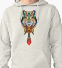 Corporate Wolf Pullover Hoodie