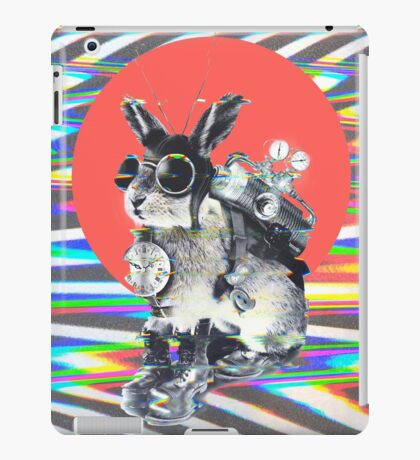 Time Traveller iPad Case/Skin