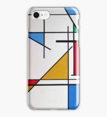 dabble into abstract! iPhone Case/Skin