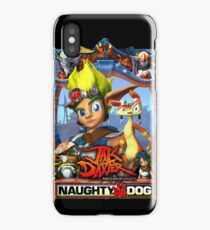 Jak & Daxter - Promo Poster iPhone Case/Skin