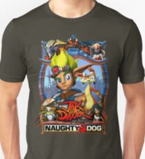 Jak & Daxter - Promo Poster Unisex T-Shirt