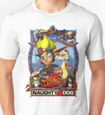 Jak & Daxter - Promo Poster T-Shirt