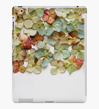 Hydrangea Petals no. 1 iPad Case/Skin