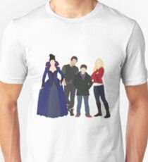 Swanfire Queen Family Unisex T-Shirt