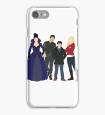 Swanfire Queen Family iPhone Case/Skin