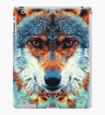 Wolf - Colorful Animals iPad Case/Skin