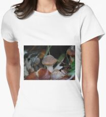 Toadstool Women's Fitted T-Shirt