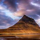 Church Mountain Iceland by Chris Thaxter