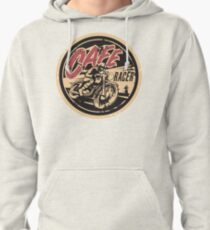 The Official Cafe Racer TV Logo Pullover Hoodie