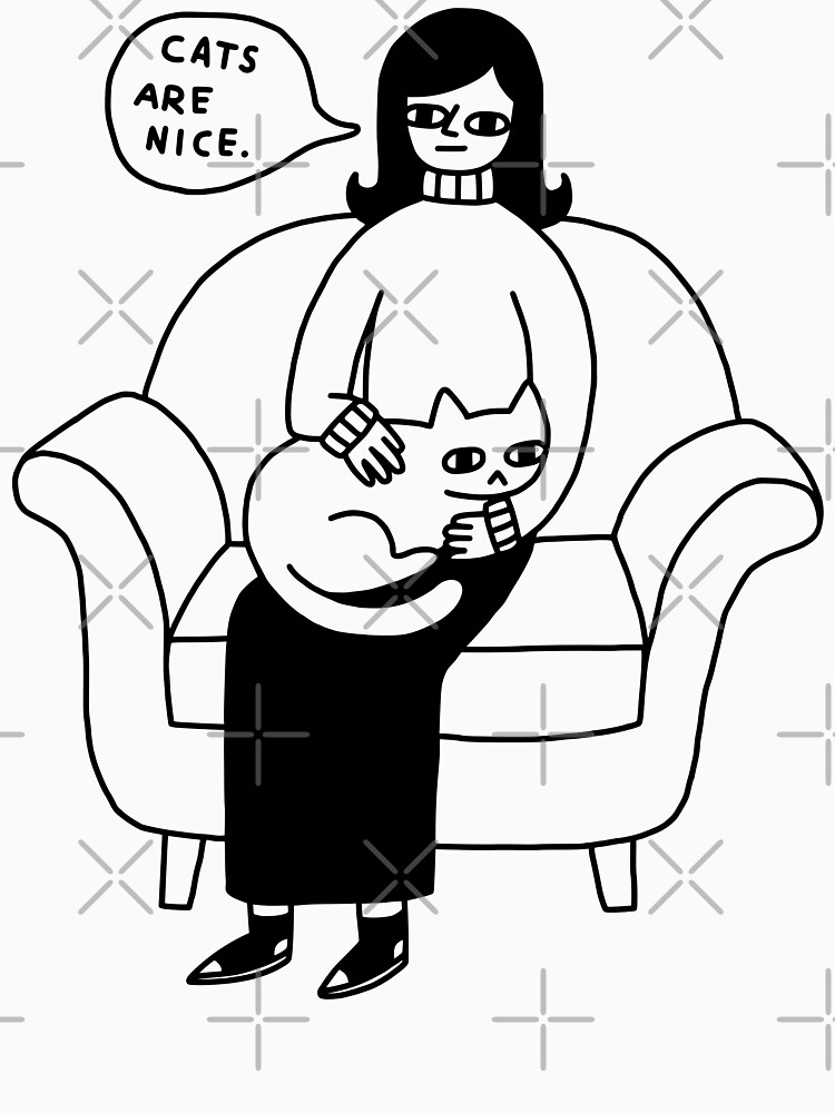 Cats Are Nice. by obinsun