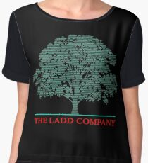 THE LADD COMPANY - BLADE RUNNER INTRO Chiffon Top