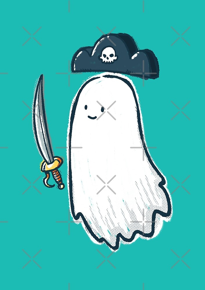 Pirate Ghost by nickv47