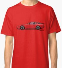 India Red 1986 P 944 951 Turbo (US spec) Classic T-Shirt
