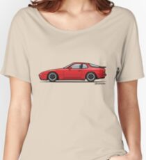 India Red 1986 P 944 951 Turbo (US spec) Women's Relaxed Fit T-Shirt