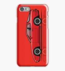 India Red 1986 P 944 951 Turbo (US spec) iPhone Case/Skin