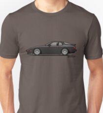 Black 1986 P 944 951 Turbo (US spec) Unisex T-Shirt