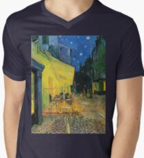 Vincent van Gogh Cafe Terrace at Night T-Shirt