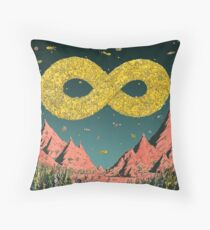 Mothership Dance Gavin Dance Throw Pillow