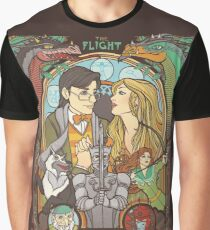 Flight of Dragons Graphic T-Shirt