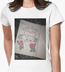 Moose blood - hand shake (draft)  T-Shirt