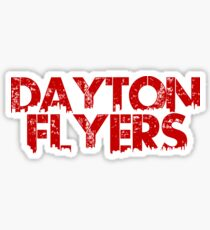 University of Dayton Flyers Inspired Sticker