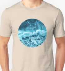 Sea wave Unisex T-Shirt