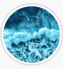 Sea wave Sticker
