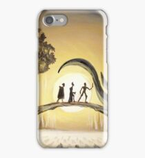 The Story of the Three Brothers  iPhone Case/Skin