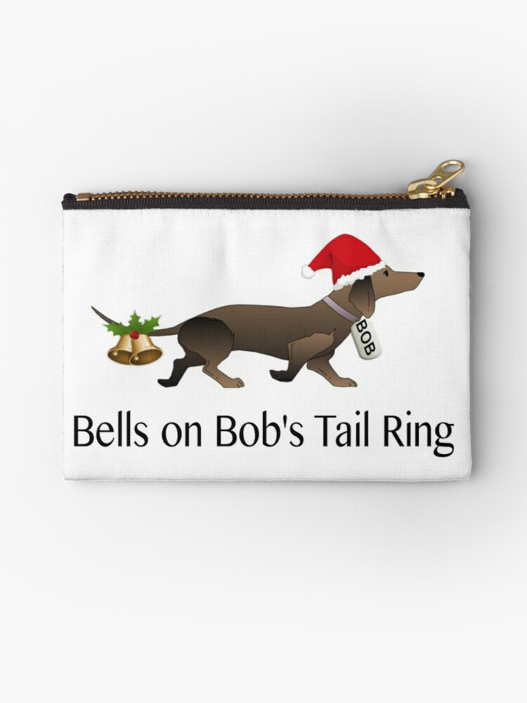 Bells on bobs tail ring