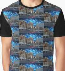Graphic Architecture Graphic T-Shirt