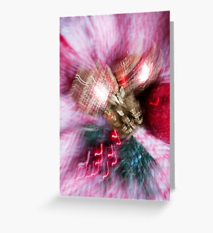 Abstract Ornament 5 Greeting Card