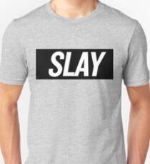 Slay 3 (Black) Unisex T-Shirt