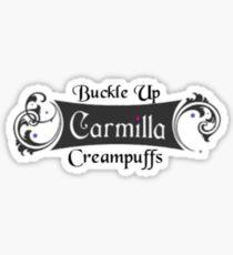 Carmilla Sticker