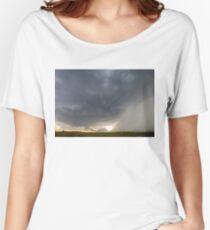 Sun Struck Women's Relaxed Fit T-Shirt