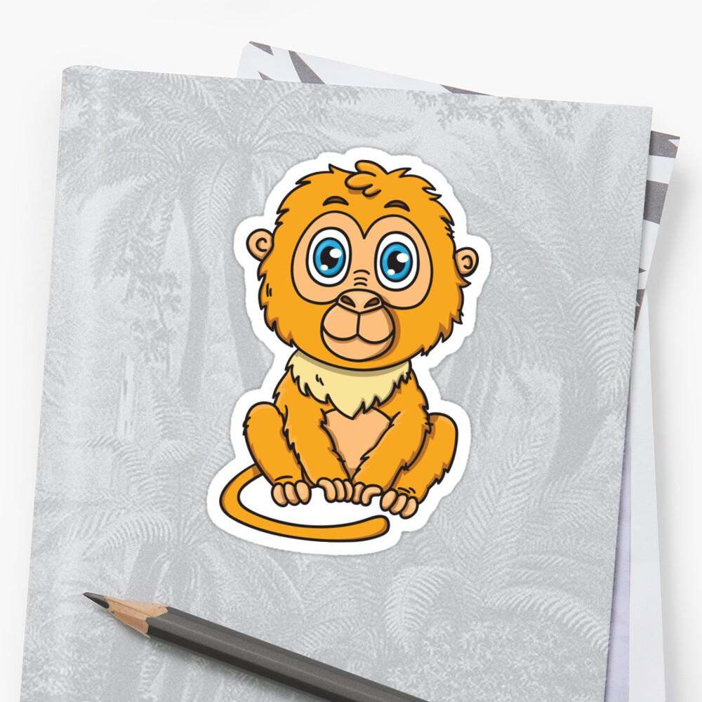 monkey by BoYusya