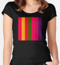 Introspective Pet Shop Boys Women's Fitted Scoop T-Shirt