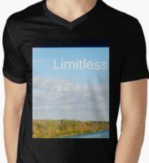 Limitless  Men's V-Neck T-Shirt