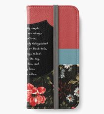 Buffy It's terribly simple iPhone Wallet/Case/Skin