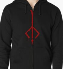 Hunter of Hunters Zipped Hoodie