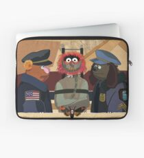 Animal the Cannibal Laptop Sleeve